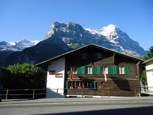Tschuggen Apartment - No Kitchen, Apartments  Grindelwald - big - 1