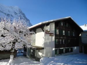 Tschuggen Apartment - No Kitchen, Apartments  Grindelwald - big - 13