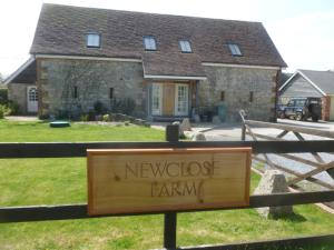 Newclose Farm in Yarmouth, Isle of Wight, England