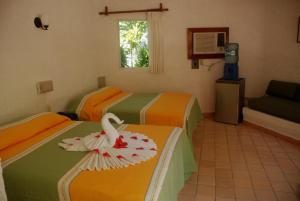 Bungalow with Two Double Beds
