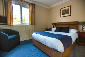 Best Western Plus Oaklands Hotel, Hotels  Norwich - big - 32