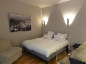 Luxury Designer Studio by the Champs Elysees, Apartmány  Paríž - big - 7
