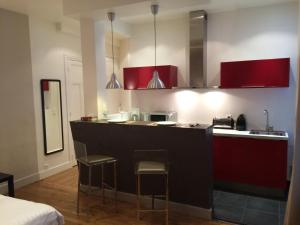 Luxury Designer Studio by the Champs Elysees, Apartmány  Paríž - big - 10