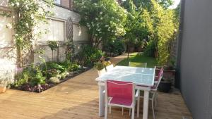 Garden in the city, Apartmány  Gent - big - 43