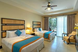 Superior Double Room with Partial Sea View and Terrace