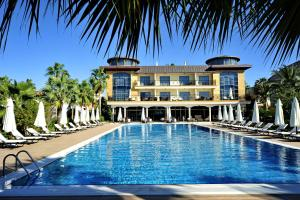 Villa Augusto Boutique Hotel & SPA: Accommodatie in hotels Konaklı - Hotels