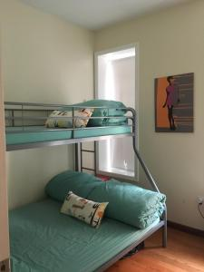 Double and Single Bed in a Bedroom, Three Bedroom Apartment Share