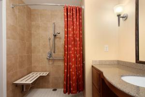 King Suite Disability/Hearing Access with Rolling shower - Non Smoking