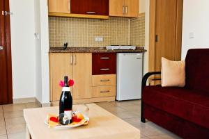 Irem Garden Apartments, Apartmánové hotely  Side - big - 8