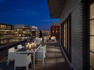 Two Bedroom Penthouse Suite with Private Terrace