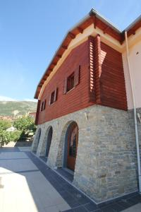 Grand Hotel Dentro, Hotels  Konitsa - big - 26