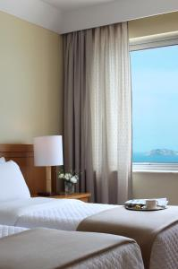 Standard Twin Room with Partial Sea View