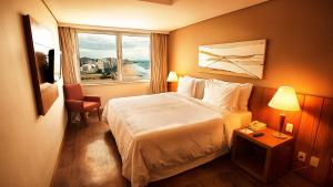 Standard Double Room with Partial Sea View