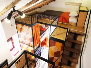 Bed in 8-Bed Mixed Dormitory Room (Orange Dorm)