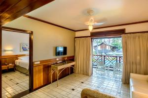 Superior Suite with 1 Double Bed and Balcony
