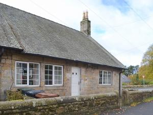 Carter Cottage in Otterburn, Northumberland, England