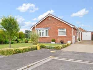Bertie's Abode in Sutton on Sea, Lincolnshire, England