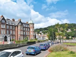 Metropole Court in Minehead, Somerset, England