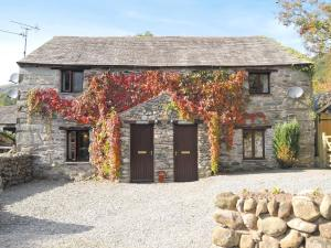 Byre Cottage in Seathwaite, Cumbria, England