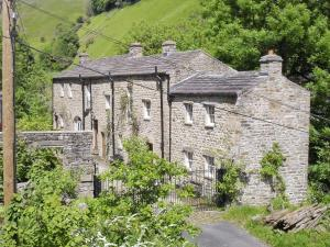 Mill End Cottage in Gunnerside, North Yorkshire, England