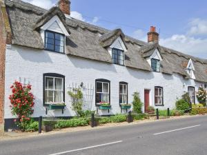 Dormers in Ludham, Norfolk, England