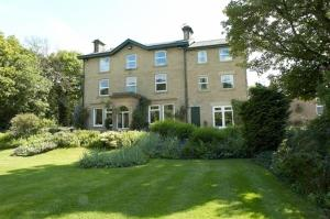 The Wind in the Willows Country House Hotel in Glossop, Derbyshire, England
