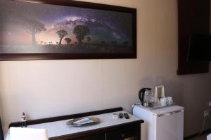 Kalahari Night Sky Double Room
