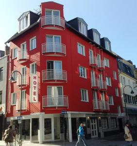 Hotel Accent Severin