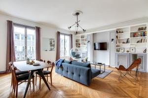 Sweet Inn Apartments - Ponthieu, Parigi