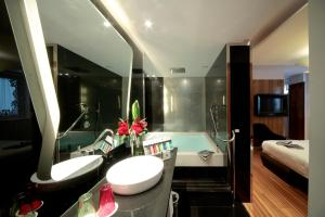 Executive Suite, 1 Kingsize-Bett