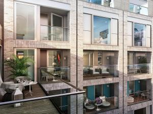 Belvedere Waterloo Apartments in London, Greater London, England