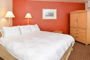 Premium King Room with Roll-In Shower - Disability Access