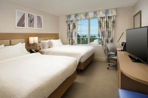 Queen Suite with Two Queen Beds - Ocean View