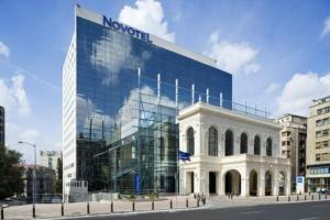 Hotel Novotel Bucharest City Centre, Bucarest