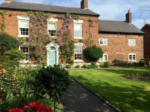 Foxley Brow House in Northwich, Cheshire, England