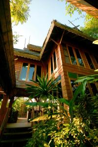 Pai Treehouse, Resorts  Pai - big - 38
