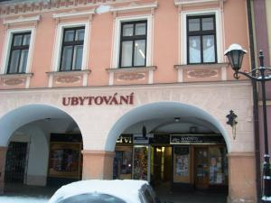 Ubytovani Svitavy