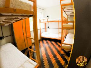 Bunk Bed in 7-Bed Mixed Dormitory Room