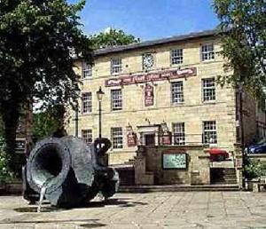 The Grant Arms Hotel in Ramsbottom, Greater Manchester, England