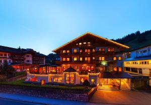 Hotel Kristall - Adults Only: hotels Gerlos im Zillertal - Pensionhotel - Hotels