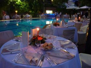 Grand Hotel De Rose, Hotels  Scalea - big - 75