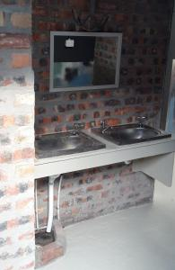 Bungalow Doble con baño compartido