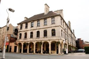 The Imperial Hotel in Stroud, Gloucestershire, England