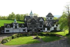 Wild Boar Hotel in Beeston, Cheshire, England