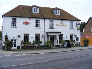 The Bulls Head in Chichester, West Sussex, England
