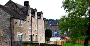 Gratton Grange Farm in Bakewell, Derbyshire, England
