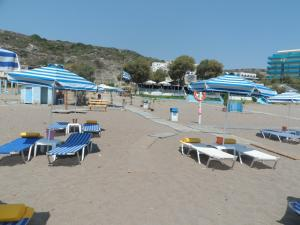 Kastri Boutique Beach, Apartments  Faliraki - big - 71