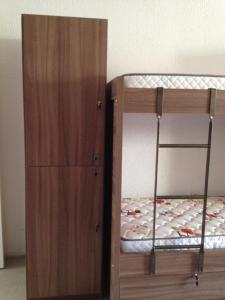 Bunk Bed in Female Dormitory Room  (12adults) with shared bathroom