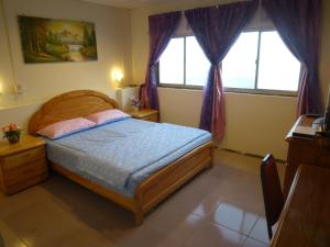 Sun Moon Star Hostel, Privatzimmer  Budai - big - 5
