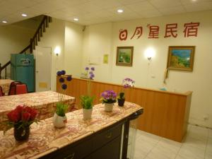 Sun Moon Star Hostel, Privatzimmer  Budai - big - 45